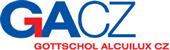 Logo firmy GOTTSCHOL ALCUILUX CZ, spol. s r.o.