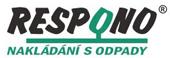 Logo firmy Respono, a.s.